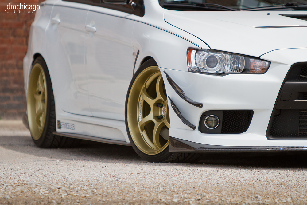 White Paint Gold Rims And Black Face Yes This Is