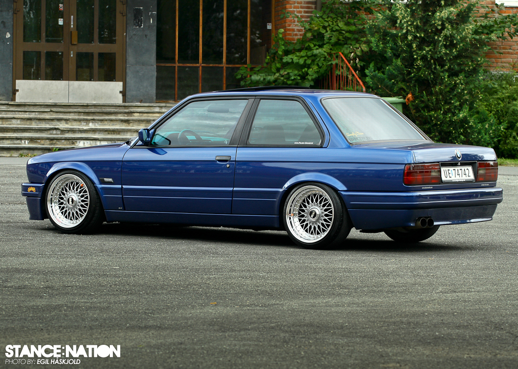 Opel Astra Royal Blue >> beautiful clean BMW E30 | dakos3