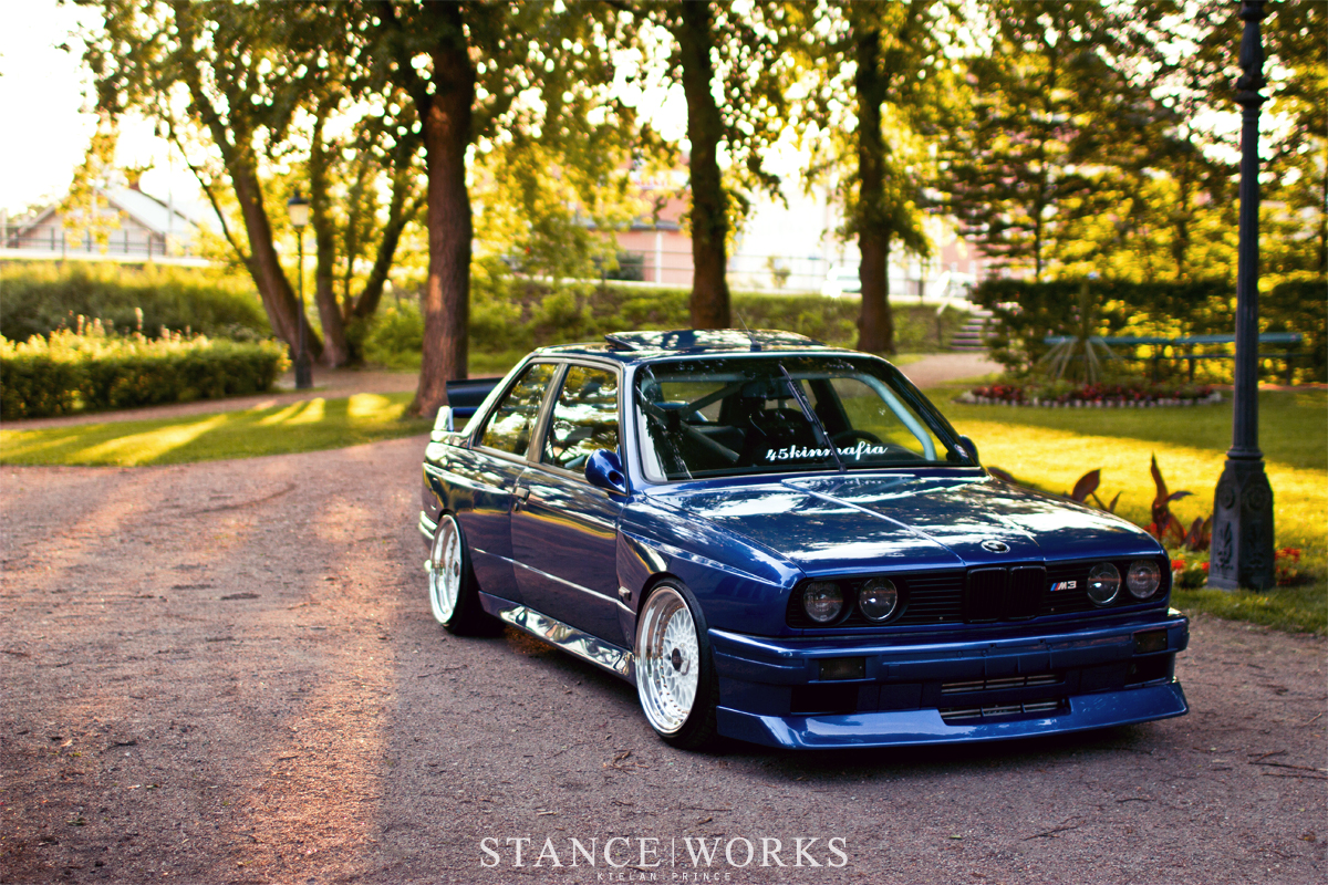 blue and white colour fro bmw e30 m3 with turbo dakos3. Black Bedroom Furniture Sets. Home Design Ideas