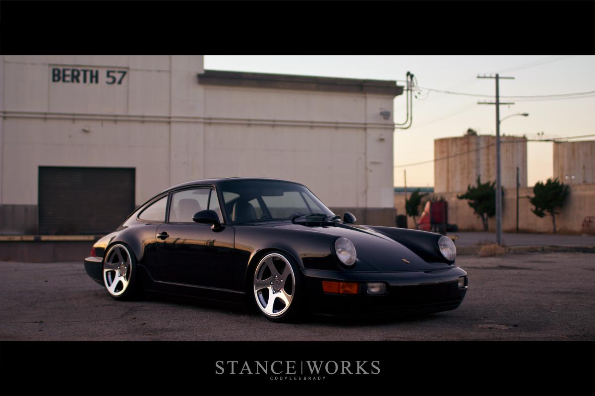 Brilliant Clean Porsche Dakos3