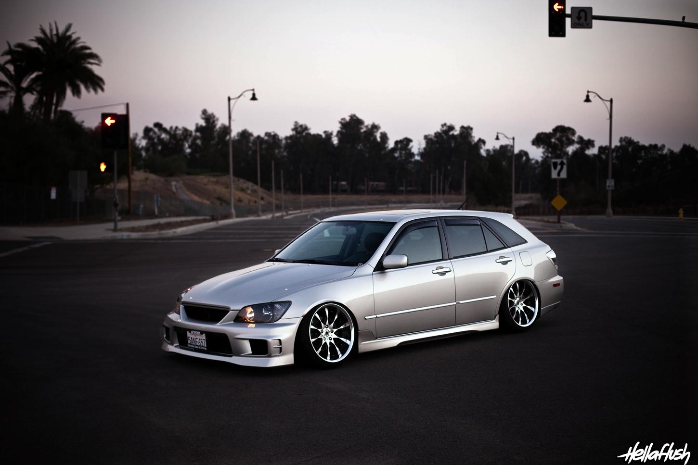Muscle Car Rims >> lexus is combi | dakos3
