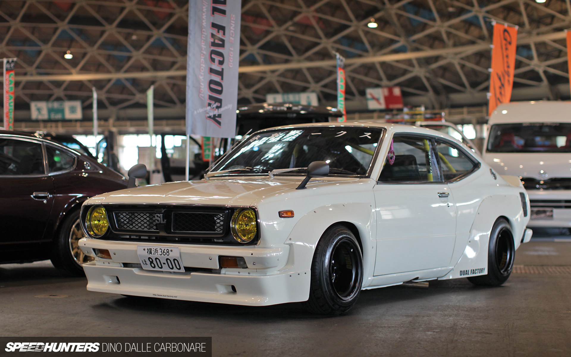 Some Nice .. Old Japanese Car