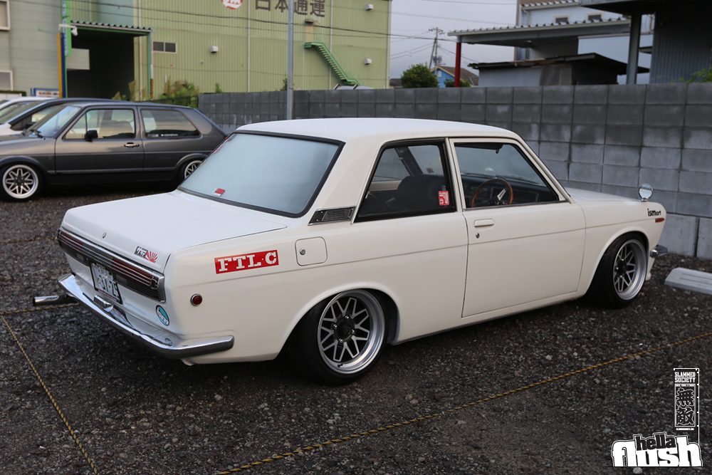 some nice .. old japanese car | dakos3